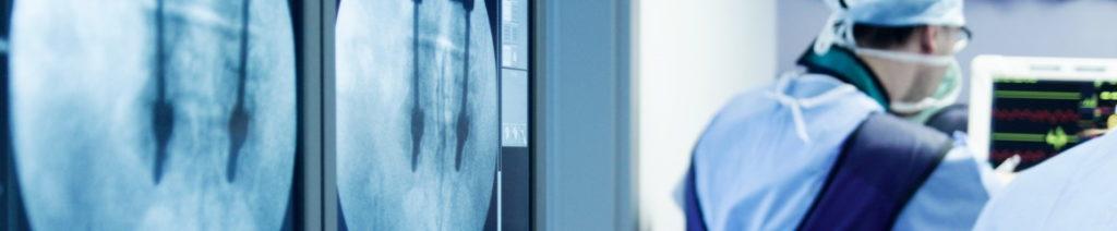 Pracoviště Kliniky miniinvazivní a endoskopické léčby zad EuroPainClinics
